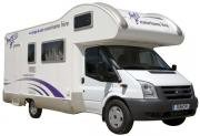 Motorhome or Campervan Hire